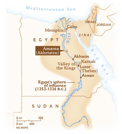 Ancientegyptiansarcophagus Licensed For Noncommercial Use Only - Map of egypt showing nile river
